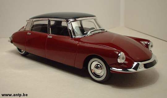 Citroën DS 19 Solido