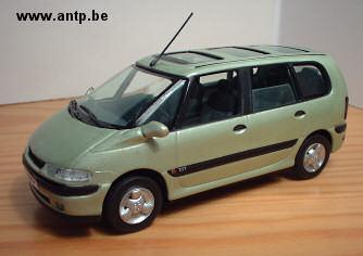 Voiture Miniature Renault Espace La Recre Photo