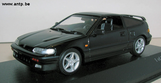 Honda CR-X Minichamps