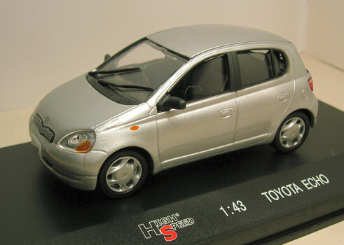 Toyota Echo High Speed