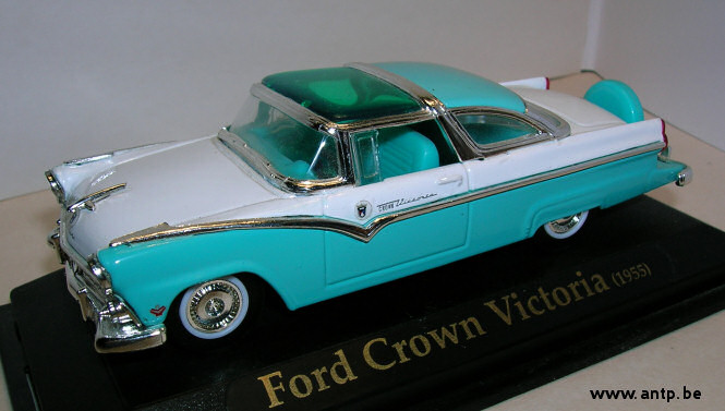 Ford Fairlane Crown Victoria Yatming