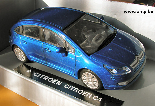 Citroën C4 New Ray