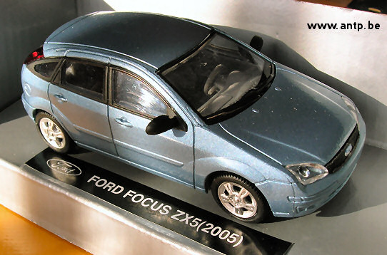 Ford Focus ZX5 New Ray