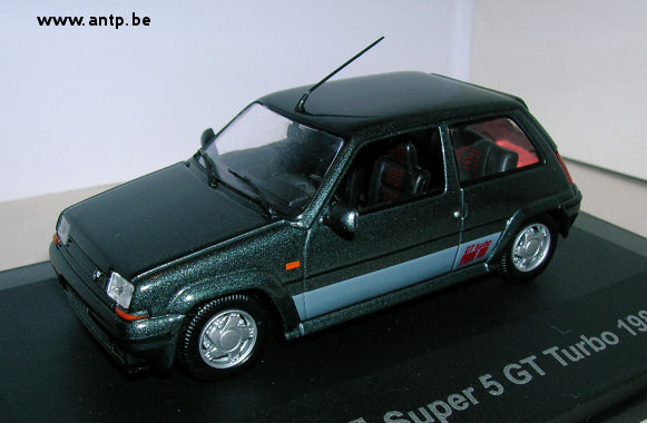 Renault Supercinq GT Turbo Universal Hobbies