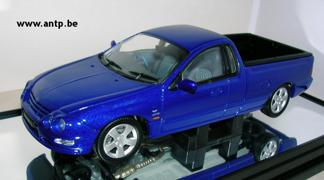 Ford Falcon XR8 Ute Classic Carlectables