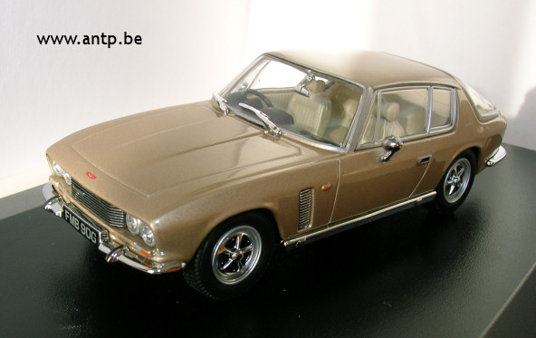 Jensen Interceptor Oxford