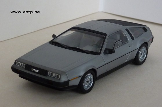 DeLorean DMC-12 Minichamps