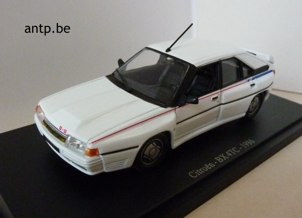 Citroën BX 4TC Universal Hobbies