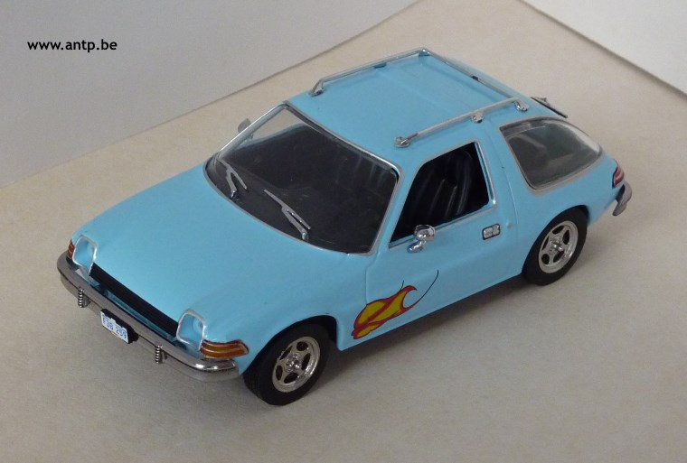 AMC Pacer Greenlight