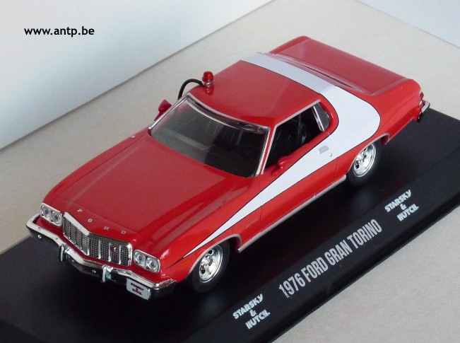 Ford Gran Torino Greenlight