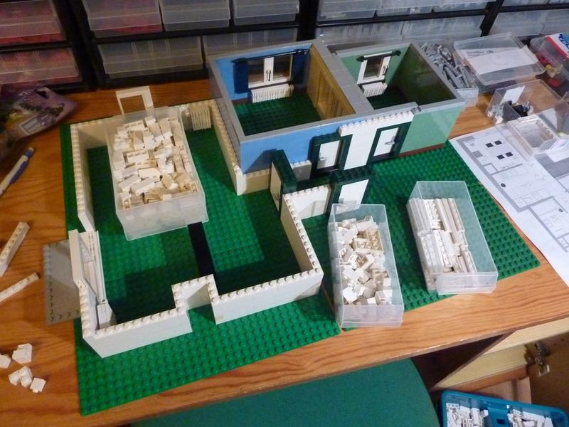 Wip Moc My Apartment Special Lego Themes Eurobricks